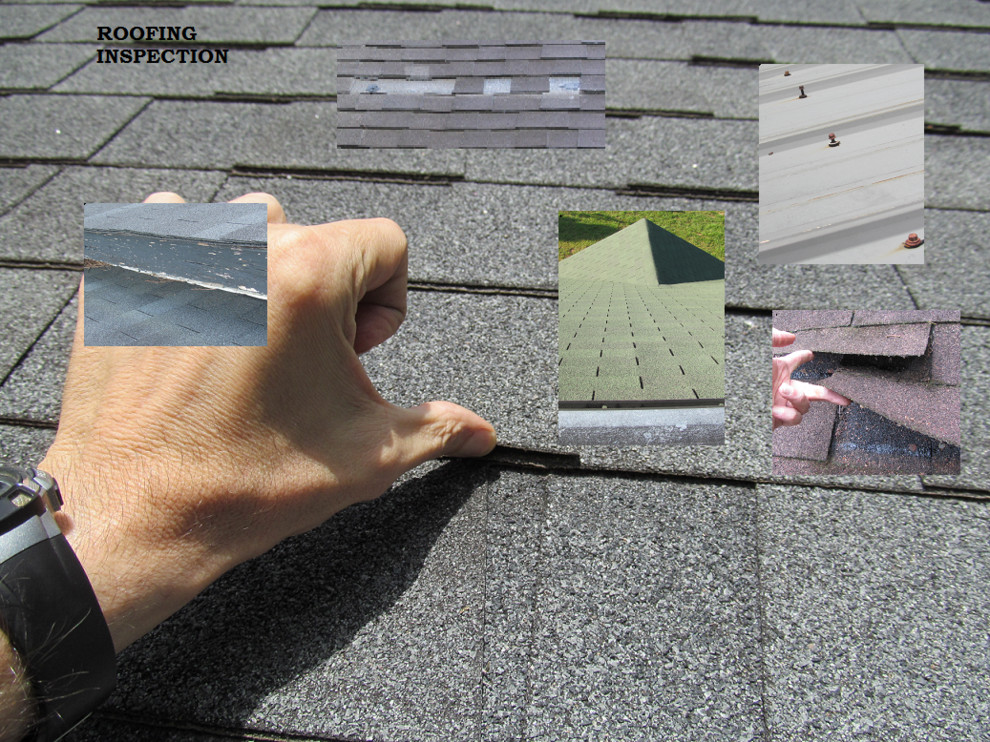 Home Inspection Roof