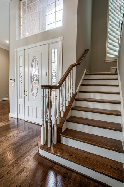Home Remodeling traditional-entry