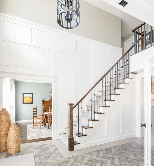 Home design - traditional home design idea in Toronto