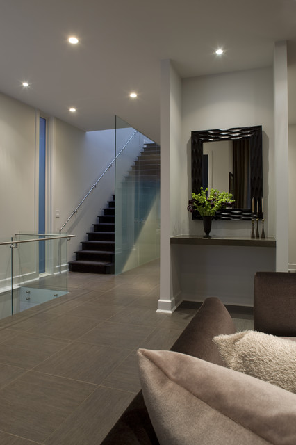 Honore Contemporary Foyer