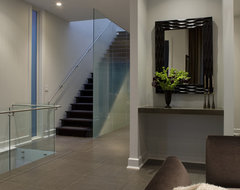 Honore-Contemporary Foyer contemporary entry