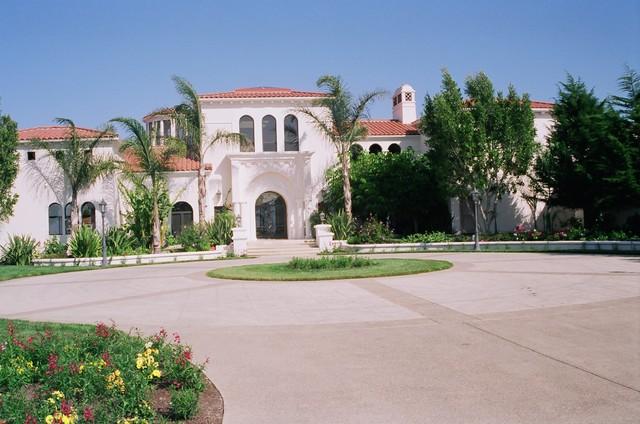 Hope Ranch, Santa Barbara mediterranean-entry