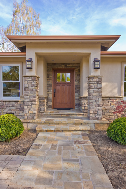 residential front doors craftsman. Many Craftsman Front Doors Have Only A Ledge And Dentil Molding On The Exterior Side Of Door, Much Like This Beauty. Residential D