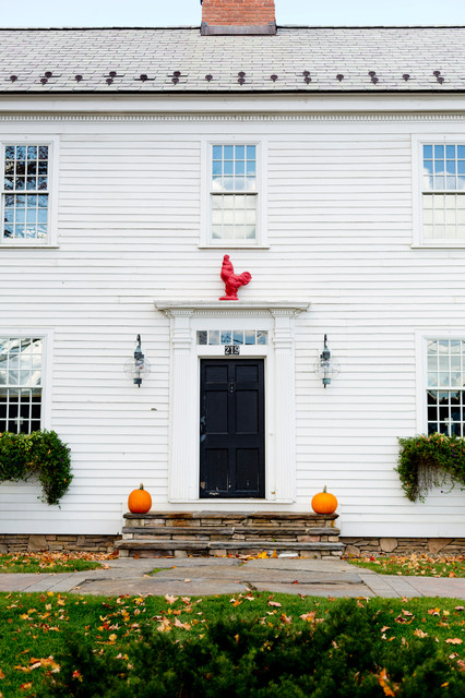 houzz tv take a leaf peeping road trip in new england campagne entr e new york par. Black Bedroom Furniture Sets. Home Design Ideas