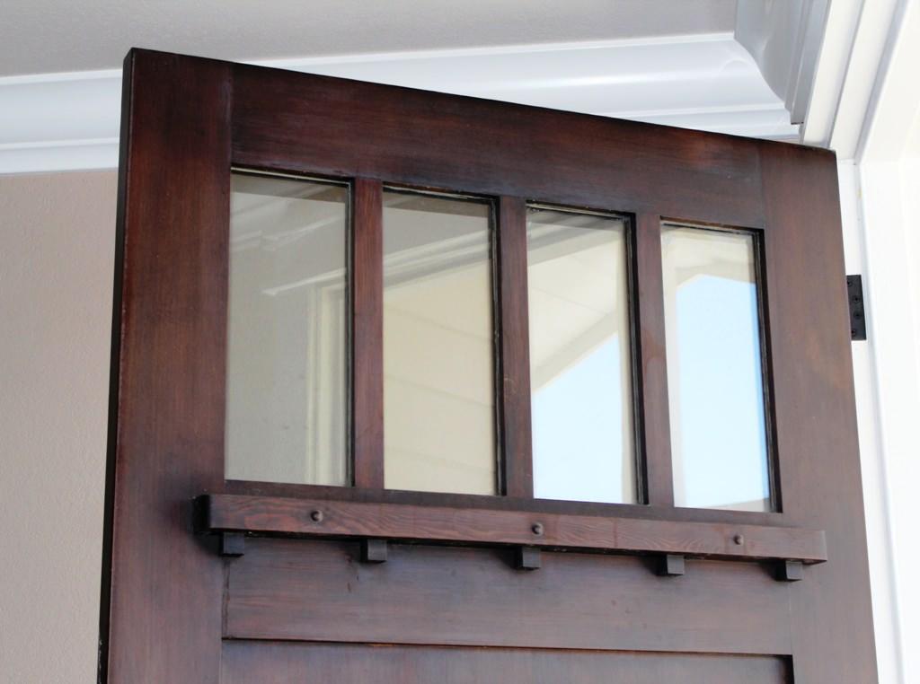 Front Door Details