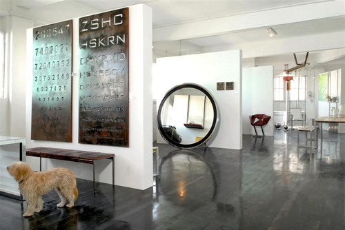 Industrial Design modern entry