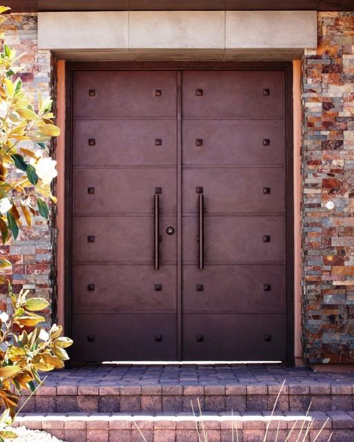 Innova contemporary-entry & Innova - Contemporary - Entry - Austin - by Cantera Doors Pezcame.Com
