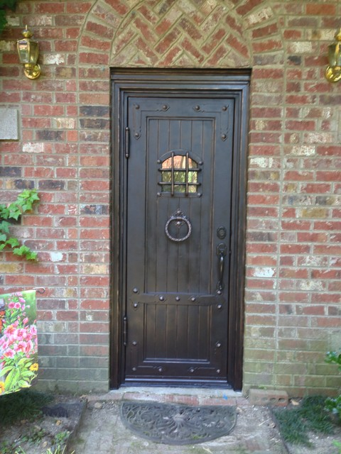 Installs- Wine cellar door mediterranean-entry & Installs- Wine cellar door - Mediterranean - Entry - Other - by ...