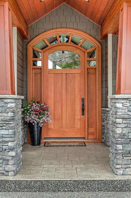 Interior & Exterior Doors entry