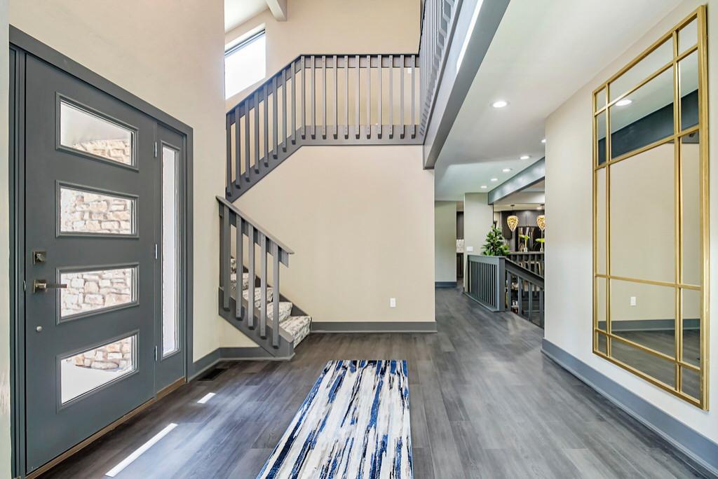 Interior Design Castlewood Project