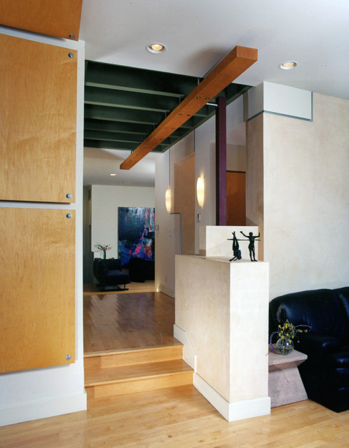Interior Foyer modern entry