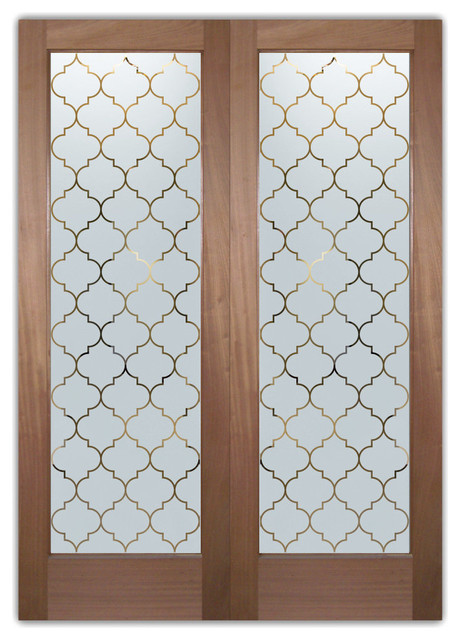 interior frosted glass door. Interior Glass Doors - Obscure Frosted OGEE PS PAIR Eclectic-entry Door