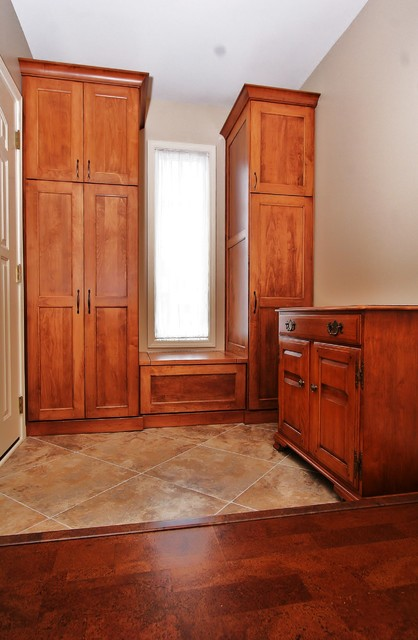 Interior House Remodel traditional-entry