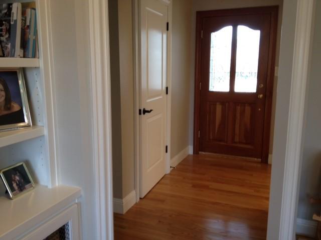 Interior Remodel 21118 contemporary-entry