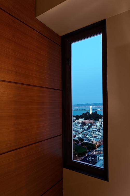 modern entry by Zack|de Vito Architecture [DesignBuild], AIA