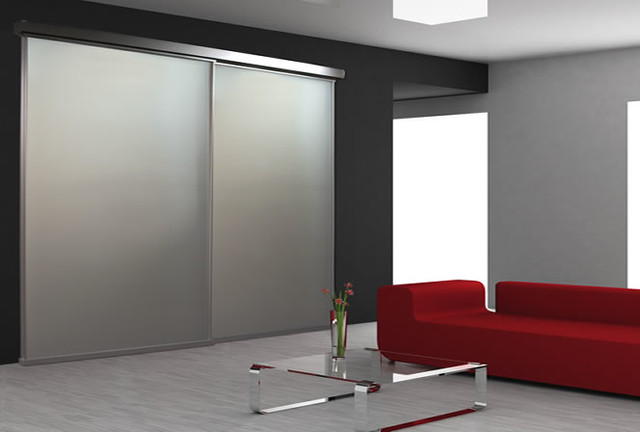 Interior sliding doors available in different styles for Sliding glass doors vancouver
