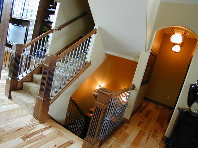 interior spaces entry