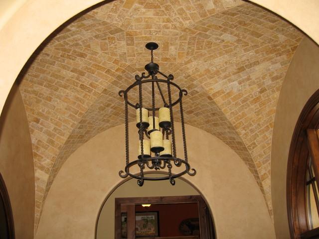 Interiors by Jack Fuller Construction, Inc. mediterranean-entry