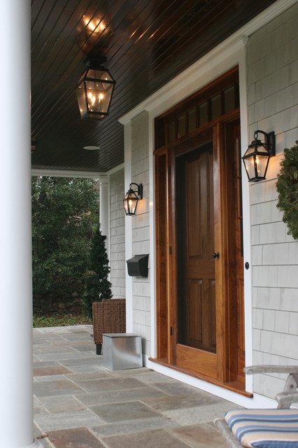 Intervale Place traditional-entry