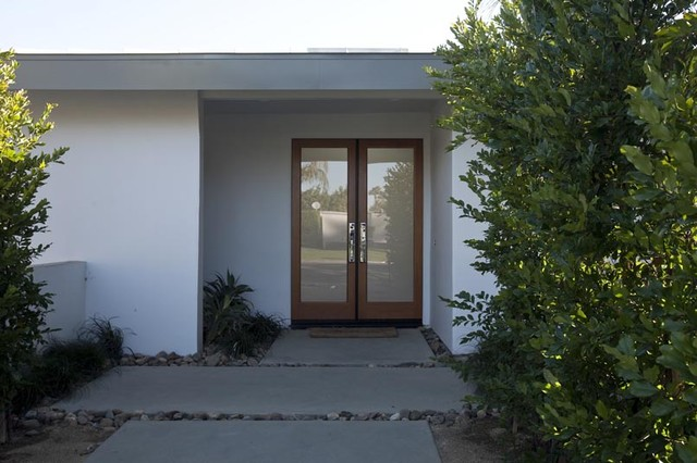IWFH: Indian Wells Fairway Residence contemporary-entry