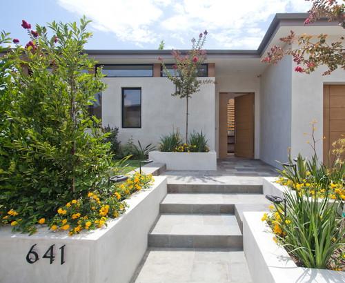 Architecture régionale : Maison californienne et Méditerranée