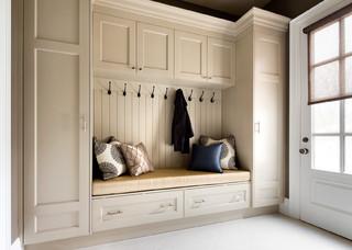 Jane Lockhart Kylemore Custom Home - Traditional - Entry - Toronto