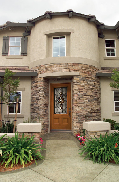 Jeld Wen Architectural Fiberglass Doors Transitional Entry Houston By Renaissance
