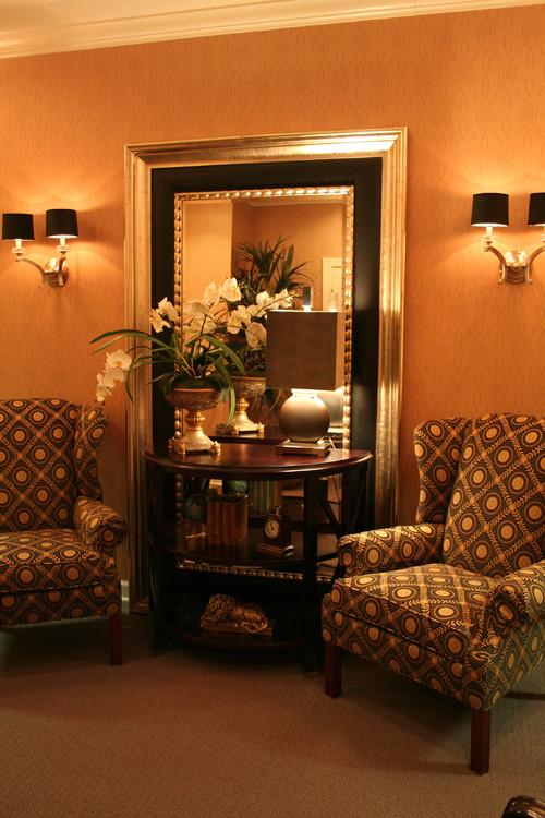 Southern Veranda Interiors traditional entry