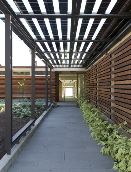 Jensen Architects modern-entry
