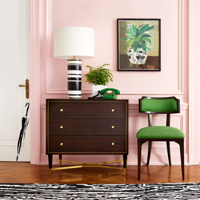 kate spade new york - the modern entryway contemporary-entre