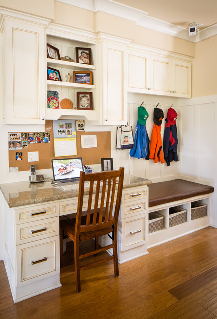 Kitchen Workspace - Transitional - Entry - Other - by De Mattei ...