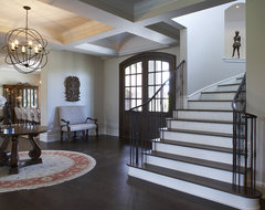 L. Cramer Builders + Remodelers traditional-entry