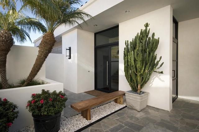 laguna beach hillside renovation contemporary-entry