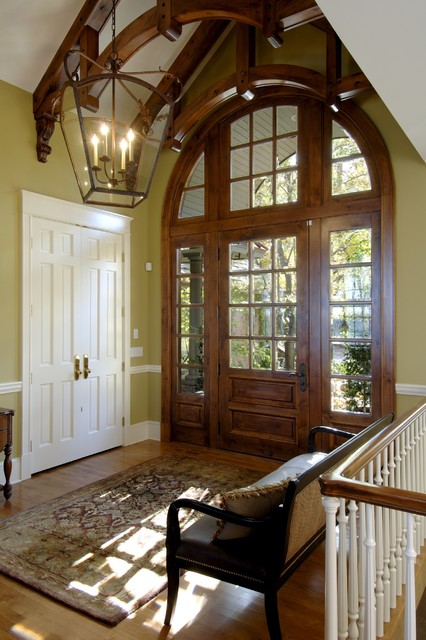 Lake Country Builders traditional-entry