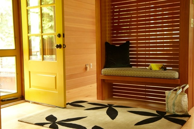 kmi design guest house entrance entry by kate maloney