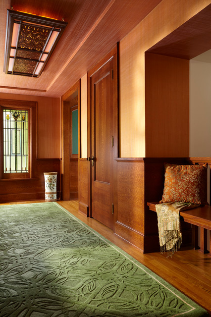 Lakeside Remodel traditional-entry