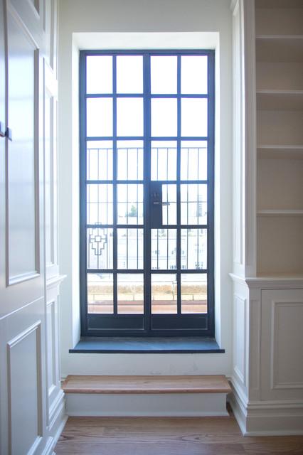 Landmark Terrace Door   American Traditional   Entry   New York   By Paula  McDonald Design Build U0026 Interiors