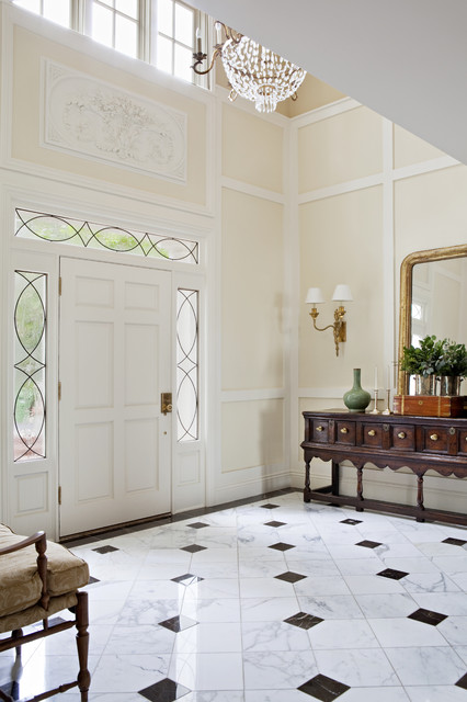 Larmar Traditional Entry Los Angeles By Tim Barber