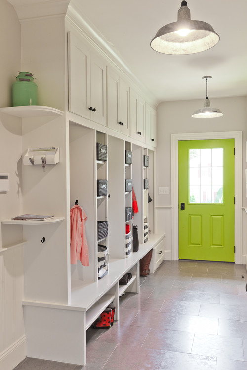 Use Industrial Pendants Like The Millennium Lighting Neo To Add Style A Mudroom