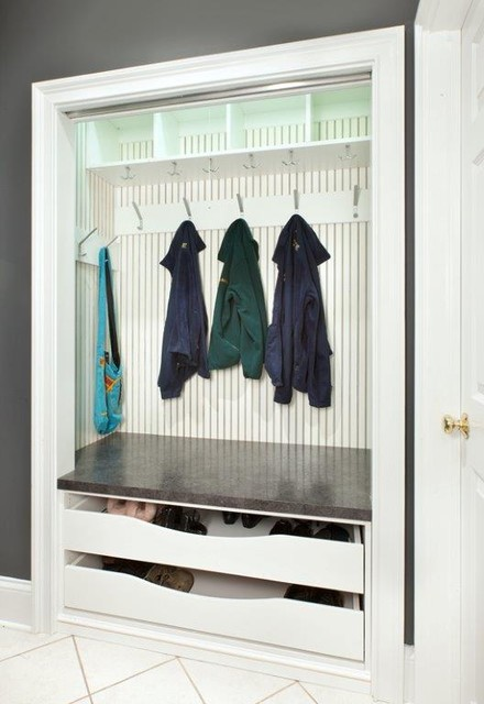 Locker System Modern Entry Chicago By Closet