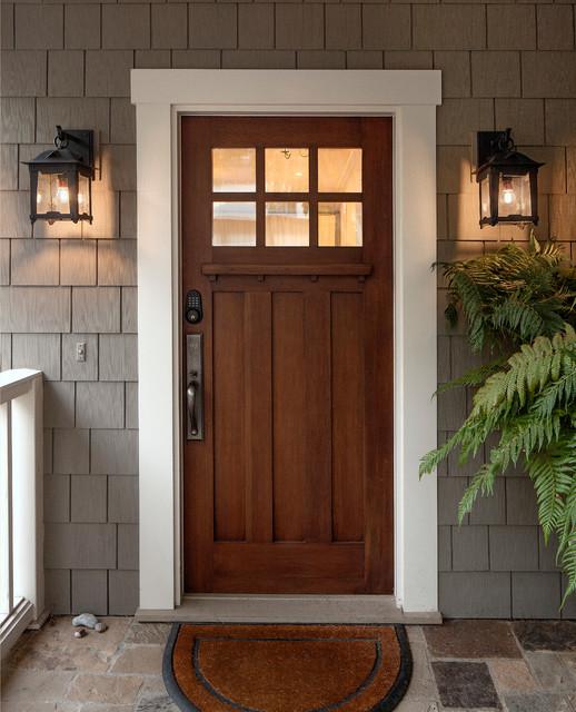 Houzz Home Design Exterior Entrance: Santa Barbara