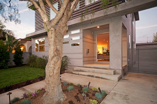 Los Angeles Home Staging | Stewart Ave. II, Mar Vista modern-entry