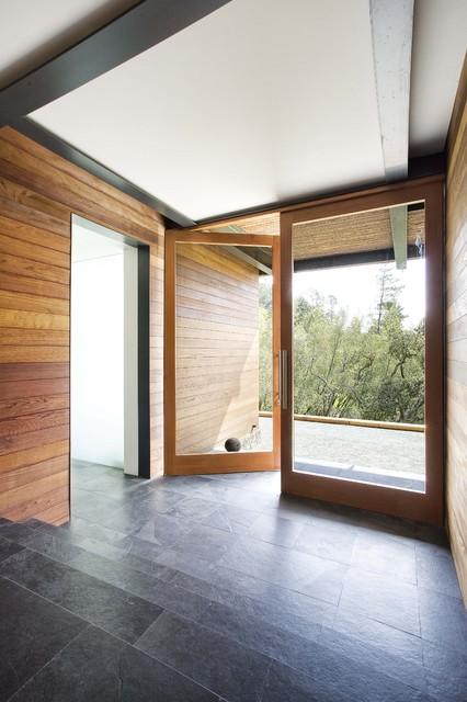 Lovell Residence modern-entry