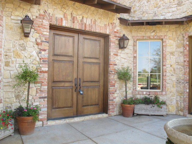 Lubbock Parade of Homes Texas Tuscan by Dallas Design