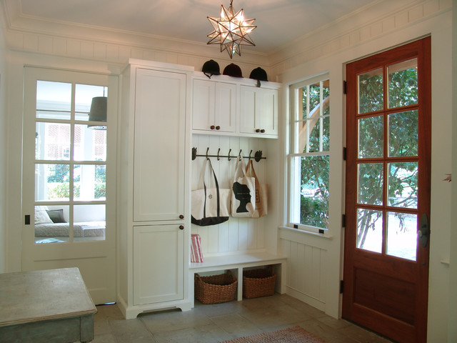 Foyer Door Yoga : Lullwater renovation traditional entry atlanta by