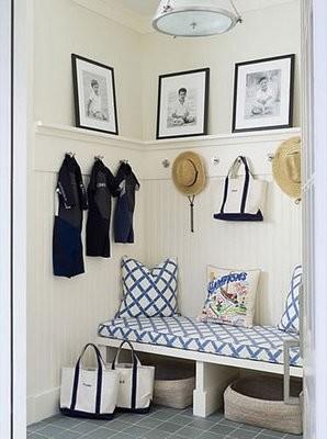 Lutzker Beach House 10.18.12 beach-style-entry