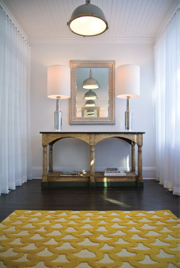 Main Vestibule Foyer Beach Style Entry New York By