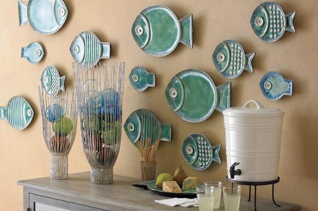 & Malibu Fish Plates
