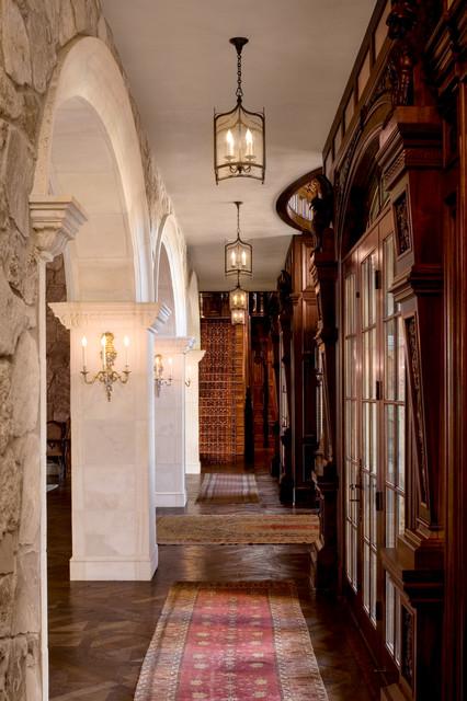 Malinard Manor - Entry traditional-entry