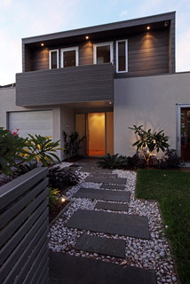 Manly House - Contemporary - Entry - Sydney